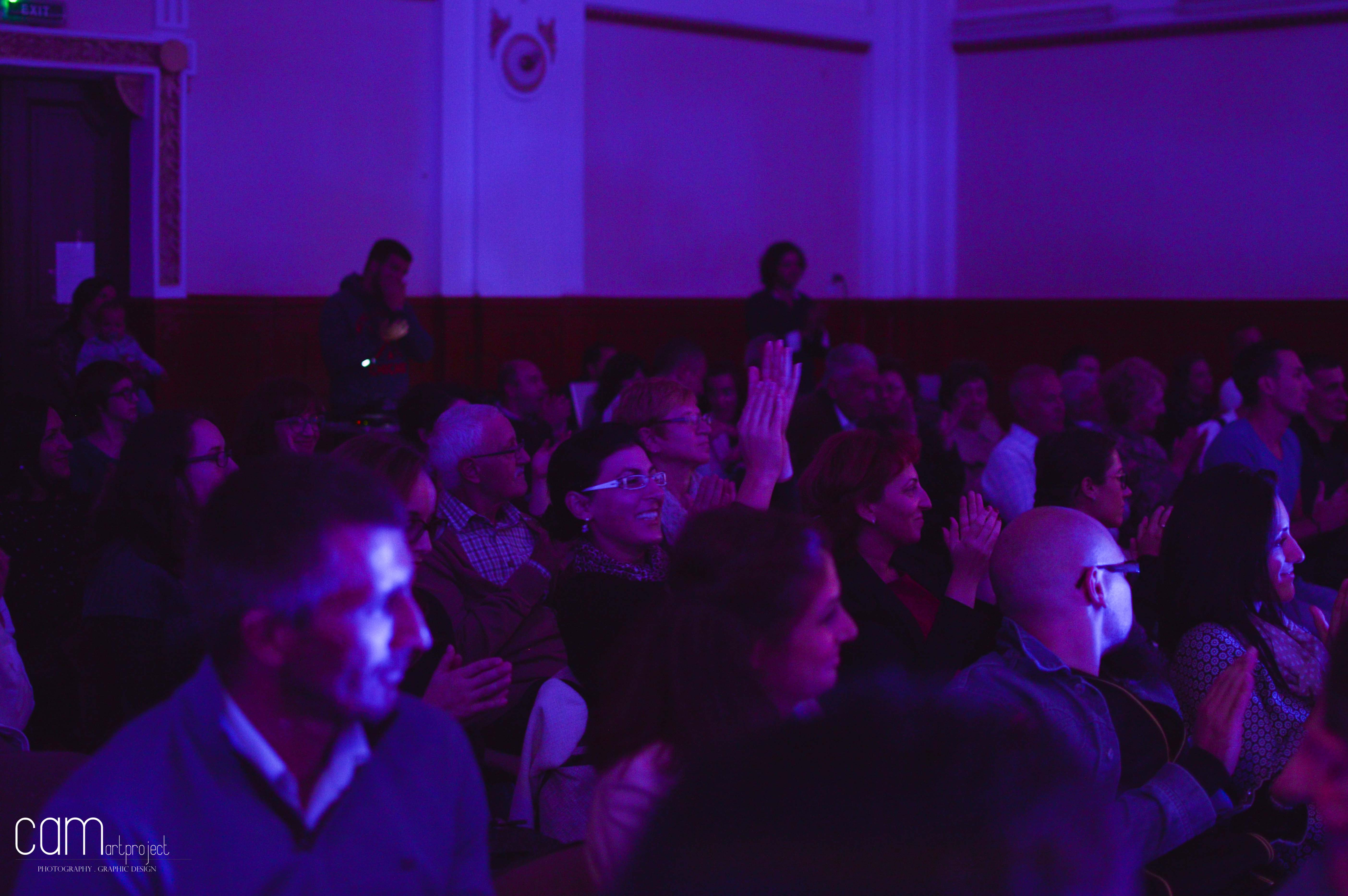 Pianist Teo Milea performing New Album Release Open Minds (2016)