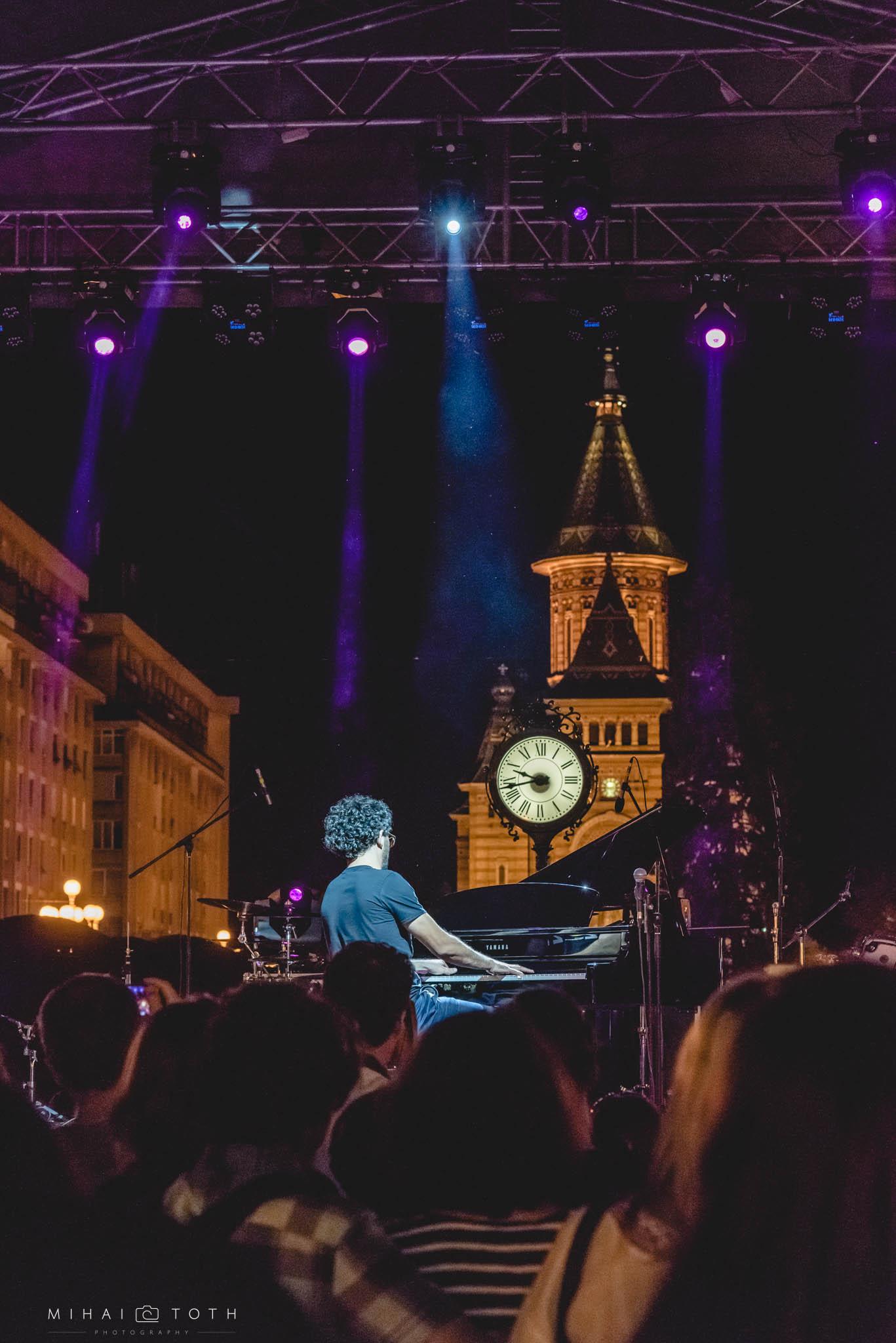 Teo Milea - Live in Timisoara