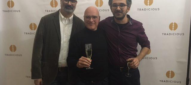 Consului General al Romaniei la Toronto, together with pianist Teo Milea & visual artist Laurenz Theinert