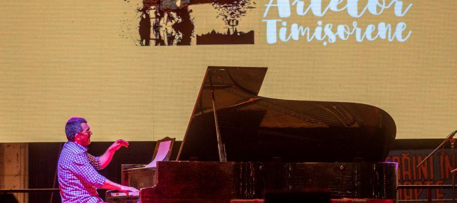 Teo Milea la Festivalul Artelor Timisorene 2018